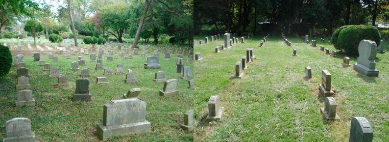 restoring gravestones before after