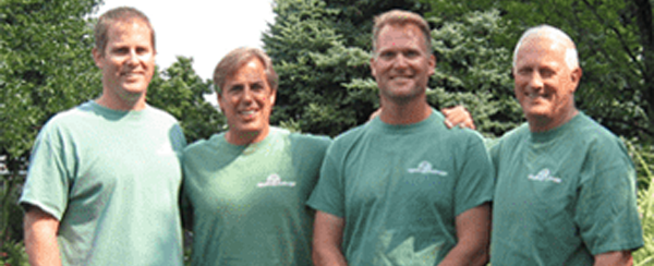Johnson's Landscaping Family