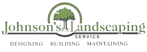Johnson's Landscaping logo