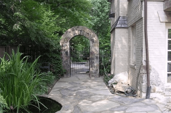The Beauty of Stone Landscaping | Bethesda, MD