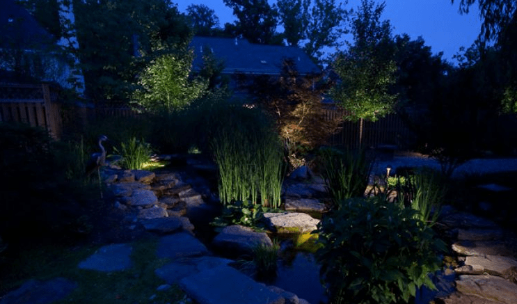 Need Ideas for Outdoor Lighting? Work with Northwest, Washington, DC Landscape Designers | Washington DC