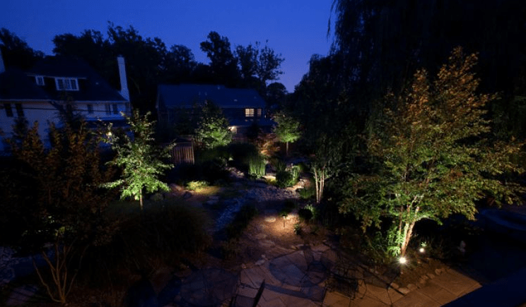 Patio Lighting: The Finishing Touch