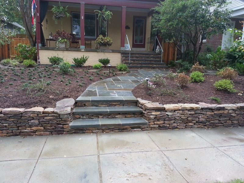 Front Yard Landscaping Will Raise Home Value Washington Dc