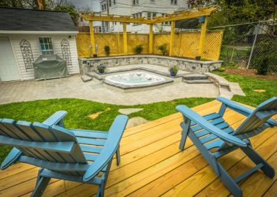 NW, Washington, DC Hot Tub, Patio, & Deck