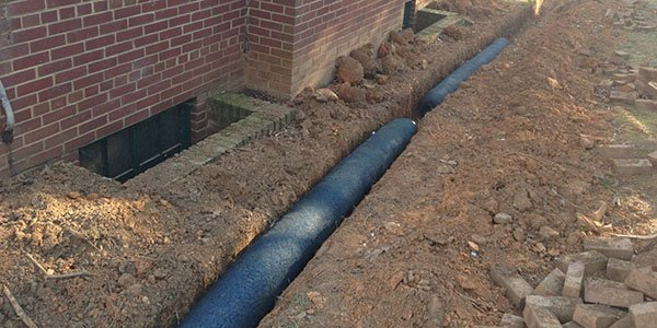 How a French Drain System Can Help Your Yard