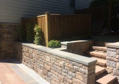 Steps & Walls - 2