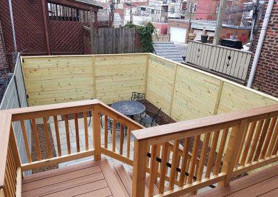 Urban Deck & Patio